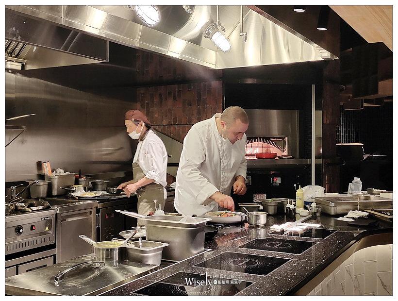 大直美食。台北大直英迪格酒店餐廳 T.R Bar & Kitchen︱米其林候布雄副主廚掌舵,迷人風味義法料理,聚餐約會美饌~捷運劍南站路美食 x 中山區美食