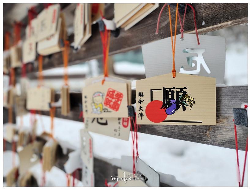 青森景點。青龍寺 昭和大佛︱日本最大最高的青銅製大日如來佛像,絲柏建材五重塔與朱紅塗色大師堂很有特色,1984年(昭和59年)完工,為日本第四大佛