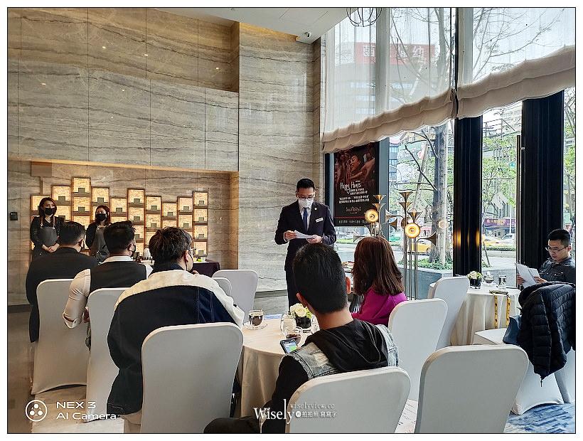 台北新板希爾頓酒店。母親節跨界合作午茶活動︱5/2-5/30共五堂不同尋香課程,品嚐名廚三層英式午茶點心