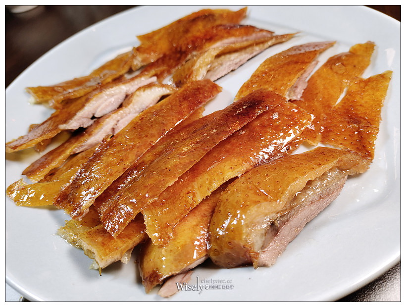 大直點水樓︱火焰鴨&鴨絲米粉二吃、三醬白斬雞、點水牛肉麵及多項港點~捷運劍南站美食 x 大直美食