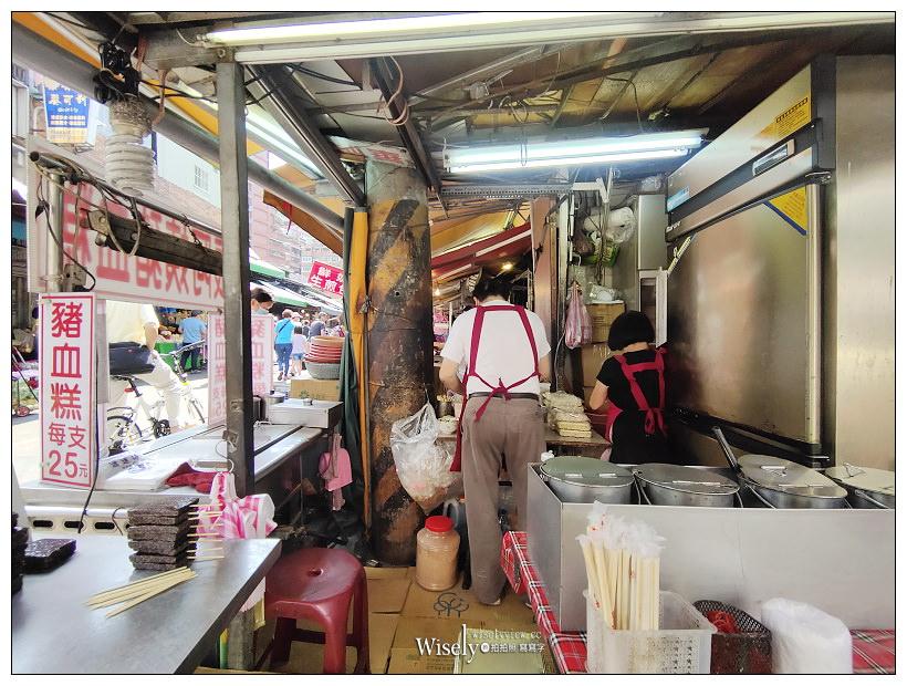 景美市場。徐老爹涼麵專賣︱從清晨賣到傍晚限外帶,麻醬香味十足又便宜~捷運景美站美食 x 世新美食