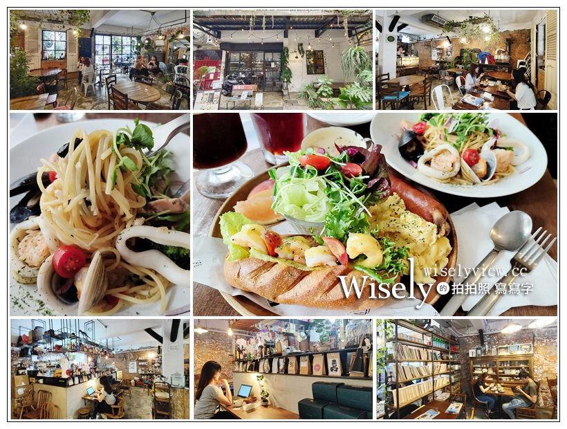 最新推播訊息:板橋美食。Merci Café︱復古歐美風格環境,平價早午餐料理豐盛有料,在地人氣IG打卡餐廳