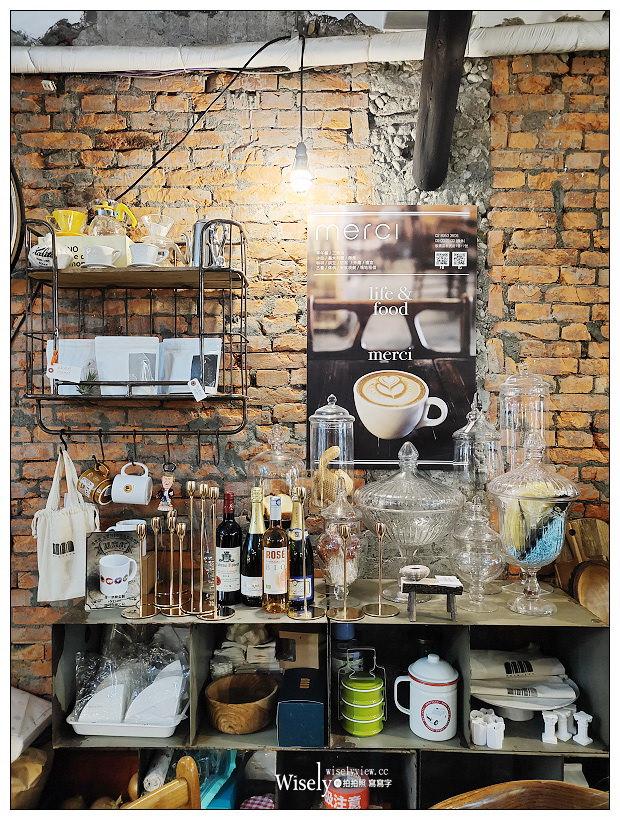 板橋美食。Merci Café︱復古歐美風格環境,平價早午餐料理豐盛有料,在地人氣IG打卡餐廳~捷運板橋站美食 x 府中咖啡廳 x 板橋大遠百咖啡廳 x 新北市府美食