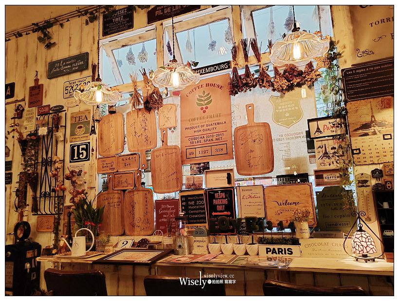 新北板橋。Petit Tuz小兔子鄉村輕食雜貨鋪︱琳琅滿目的多項特色收藏,相鄰埔墘市場與光仁中學,在地人推薦的女性輕食下午茶咖啡廳~板橋中山路二段美食
