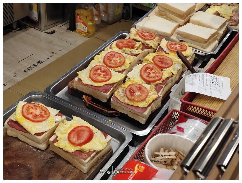 基隆早午餐。國王皇后板烤土司專賣店︱自製食材吐司與三明治,平均單價略高為在地人推薦早餐店~海洋廣場&中山陸橋隨手拍