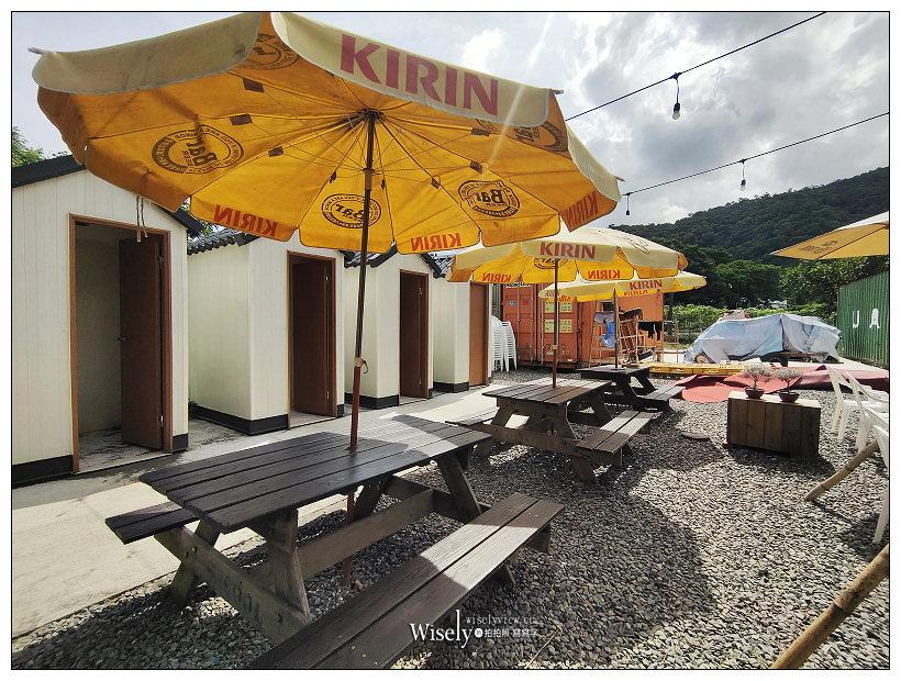 頭城烏石港美食。Timu Beach Bar 露天音樂酒吧︱陽光、沙灘、比基尼,還有正統北義與原住民混搭料理