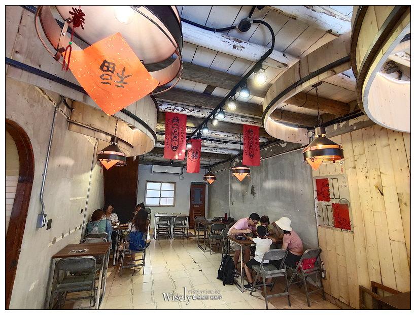 台南美食。一銀甜品 神農店︱神農街復古老宅打卡美食,元寶造型雞蛋也吸睛~台南景點 x 台南自由行