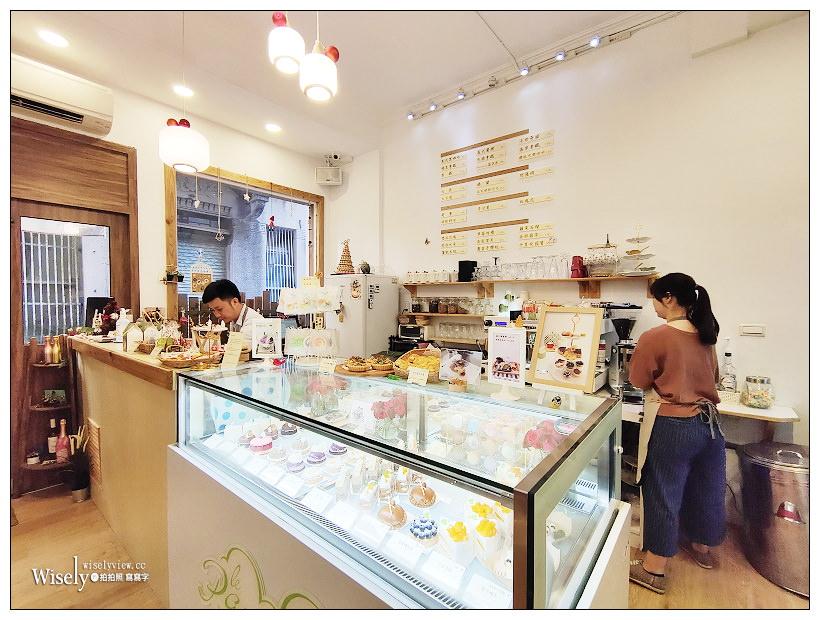 台南美食。巴哈迪印象甜品工房︱蝸牛巷內的精緻甜點店,環境簡約帶有和洋氛圍,用餐感覺宛如置身在京都之中~台南中西區美食 x 台南下午茶 x 台南甜點