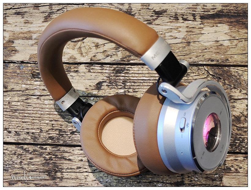 英國 Meters 頭戴式主動降噪藍牙耳機。OV-1-B-Connect︱酷炫光譜VU顯示外觀,APP設定個人化音質~來自世界級貝斯製造品牌,Stevie Wonder 也是粉絲