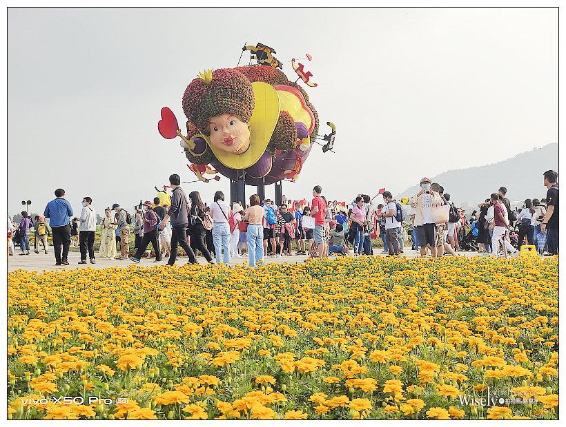 2020 新社花海節:11/14-12/06︱台中國際花毯節-愛麗絲的花境探險:活動內容、交通接駁、主題拍攝