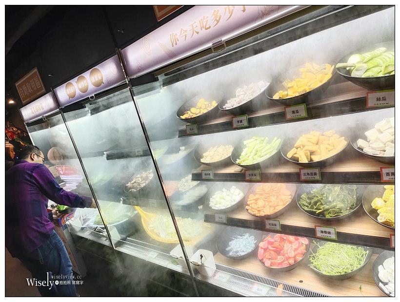台北大安。肉多多火鍋-古亭旗艦店︱10盎司肉品+放題蔬食自助吧超划算,肉蛋糕與海多多超吸睛又澎湃
