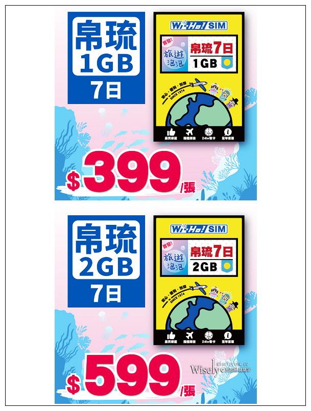帛琉上網卡。Wi-Ho! SIM Card︱7天(2GB)流量實測心得,附優惠代碼連結~預購免運貨快速到府