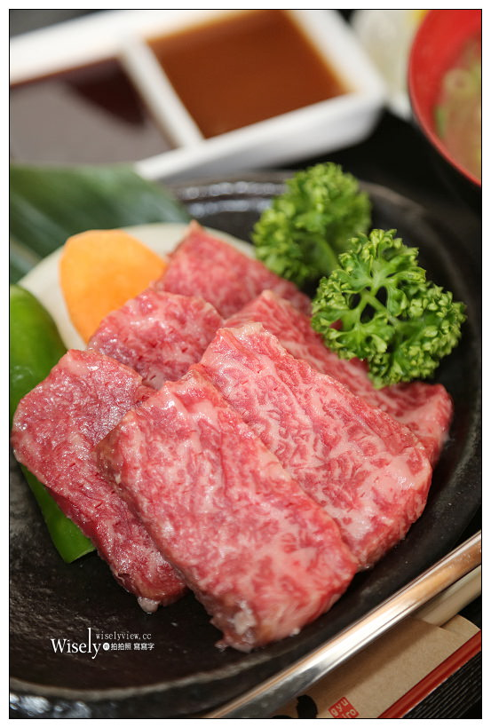岡山美食。黑毛和牛 千屋牛-中山精肉店︱三大和牛的品種起源地,數量稀少口感油脂豐厚