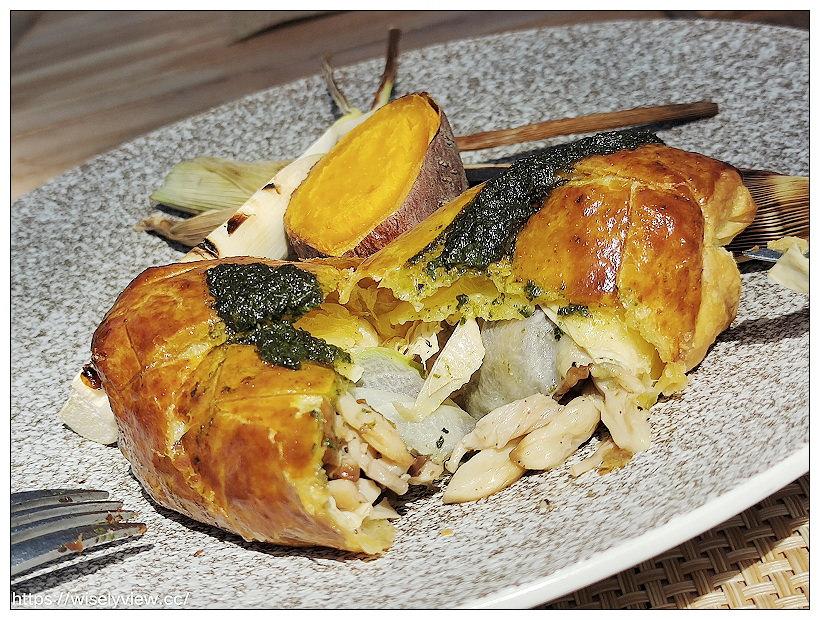 馥森阪治Trio。因諾莉景觀餐廳 菜單價位:獵人套餐、下午茶|森林原民風料理~烏來美食 x 烏來景點